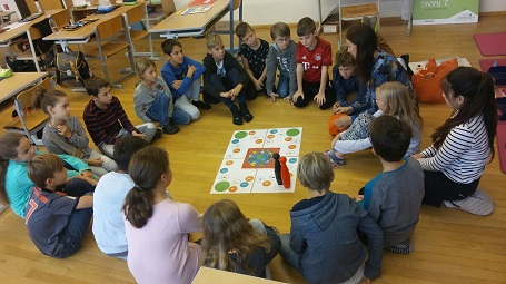 4b beim Workshop